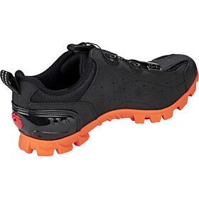 Sidi SD15 Shoes Men black/orange